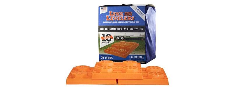 Lynx Leveler Blocks