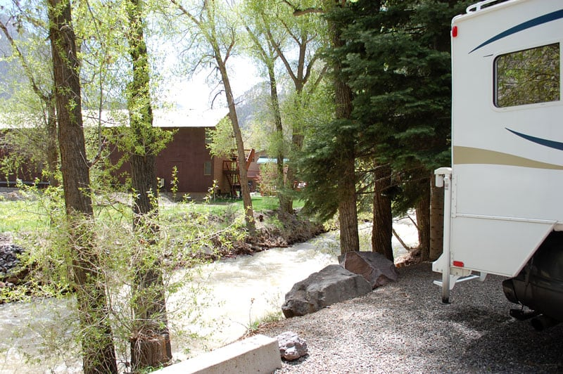 Ouray 4+J+J Campground