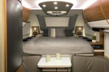 Nucamp Cirrus 720 Inside Camper