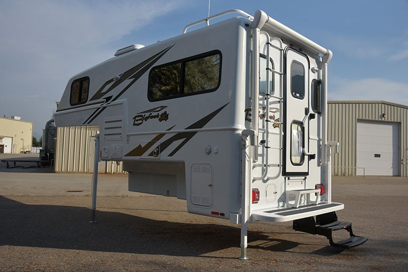 Bigfoot 9.4 Camper Exterior