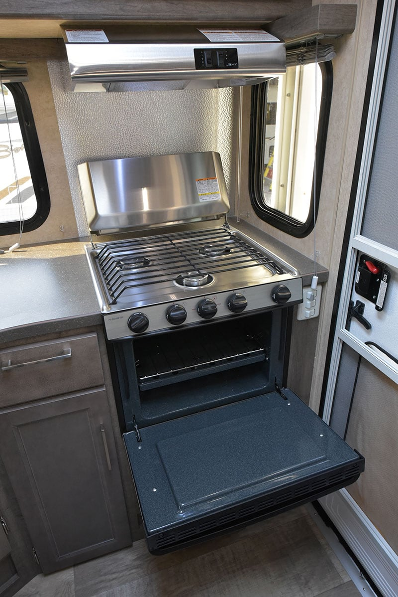 Bigfoot 9.4 Kitchen Range Oven