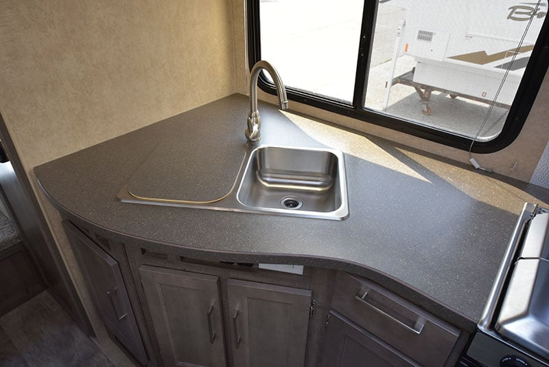 Bigfoot 9.4 Kitchen Sink And Countertop