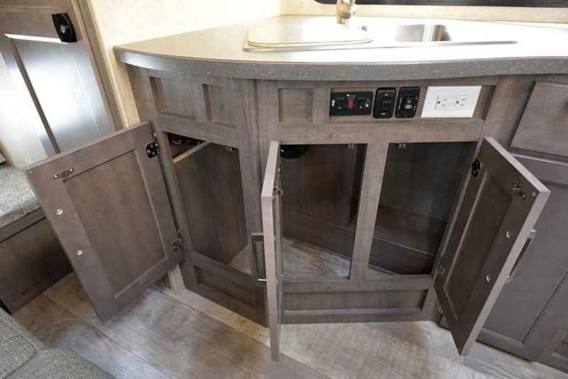 Bigfoot 9.4 Kitchen Under Sink Cabinets