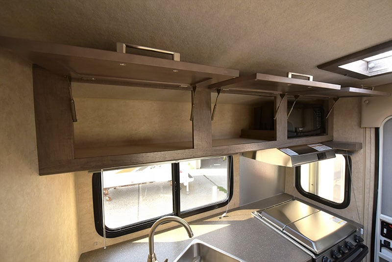 Bigfoot 9.4 Kitchen Upper Cabinets