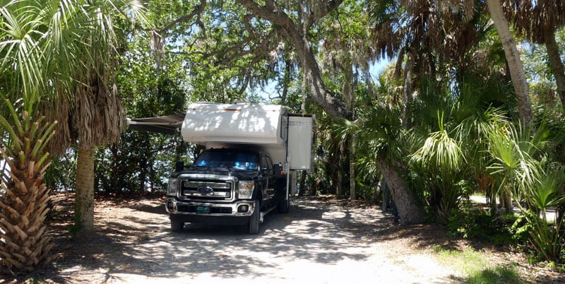 Camping Reservations Ft Desoto Florida
