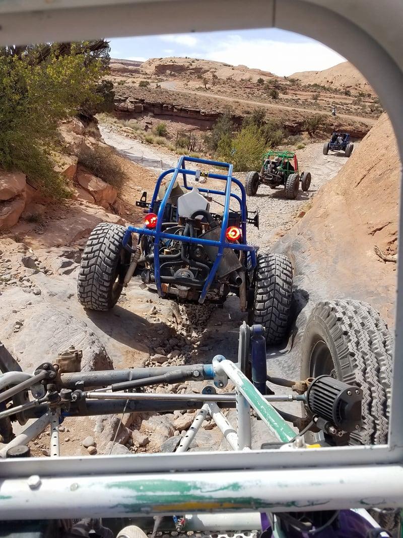 Dune Buggy Trails Moab