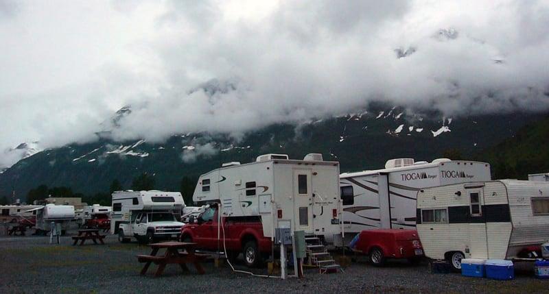 Eagle's Rest, Valdez, Alaska