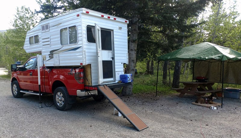 New Camper Floor Increases Floor Space