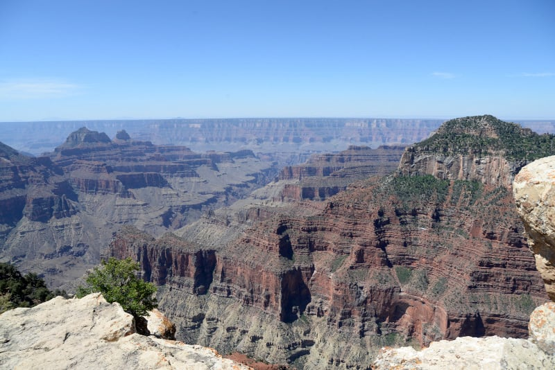 North Rim Grand Canyon May 15 Opening Day