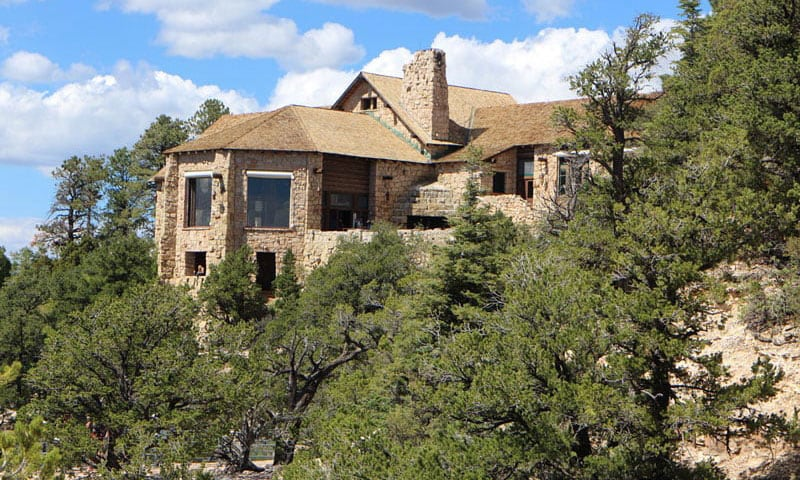 North Rim Lodge Grand Canyon NP