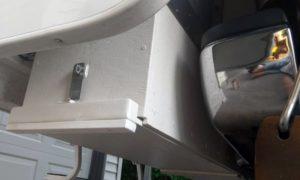 Overhang Cargo Box