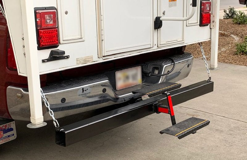 Rear Bumper Step