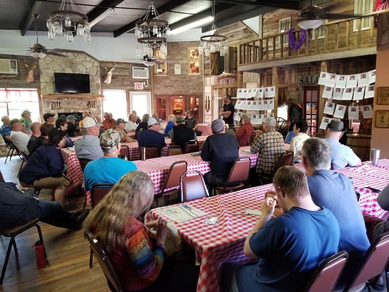Texas Truck Camper Rally Tech Talk