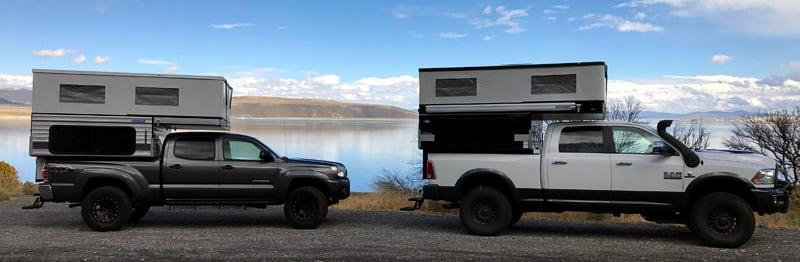 AEV Ram And Toyota Tacoma