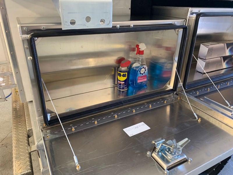 Alaskan ProTech Close Up Storage
