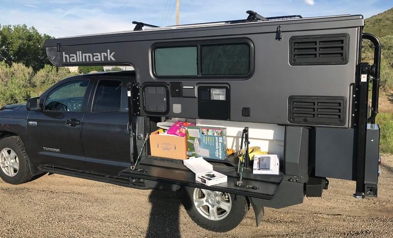 Hallmark Flank Sides Open On SherpTek