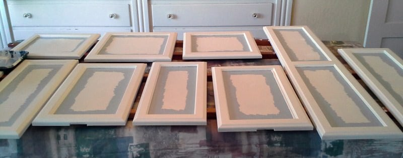 Painting Cabinet Doors For Camper