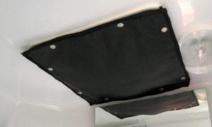 Snap Insulation Panels Bathroom
