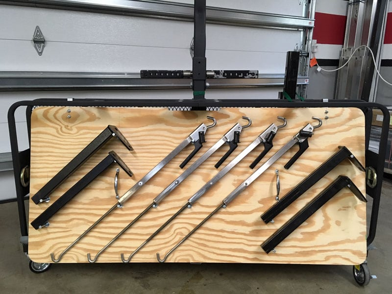 Garage Rack Torklift Turnbuckles