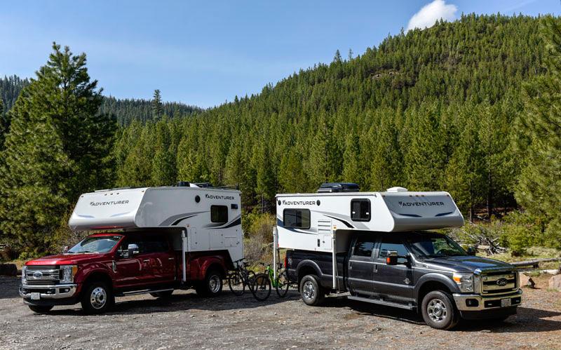 2020 Adventurer Campers