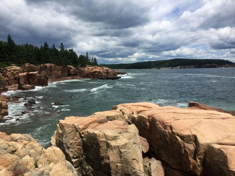 Bar Harbor Acadia National Park