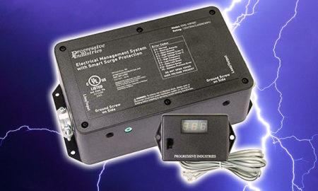 Progressive Industries HS30C Surge Protector