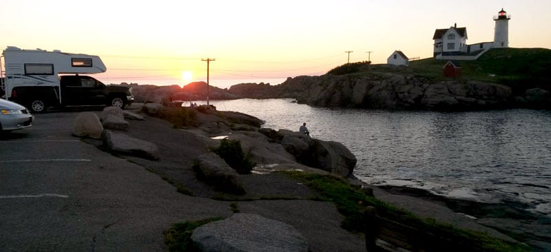 Cape Neddick Nubble Light