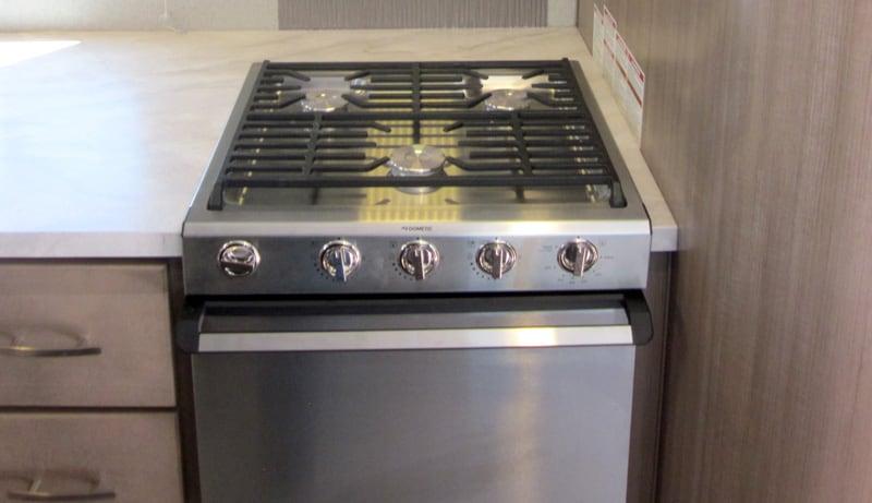 Dometic Appliances In Adventurer Campers
