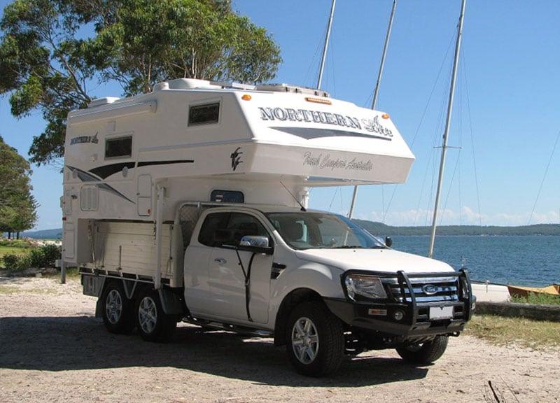 Ford Ranger In Australia