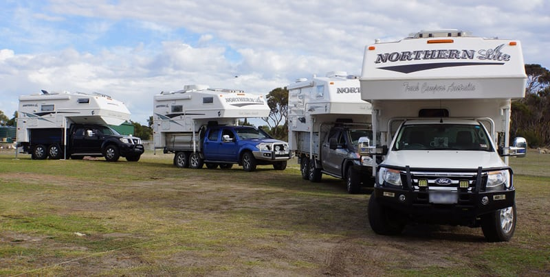 Kangaroo Island Australia Camping Group