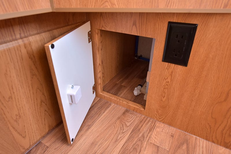 Northstar Liberty Kitchen Foot Area Cabinet