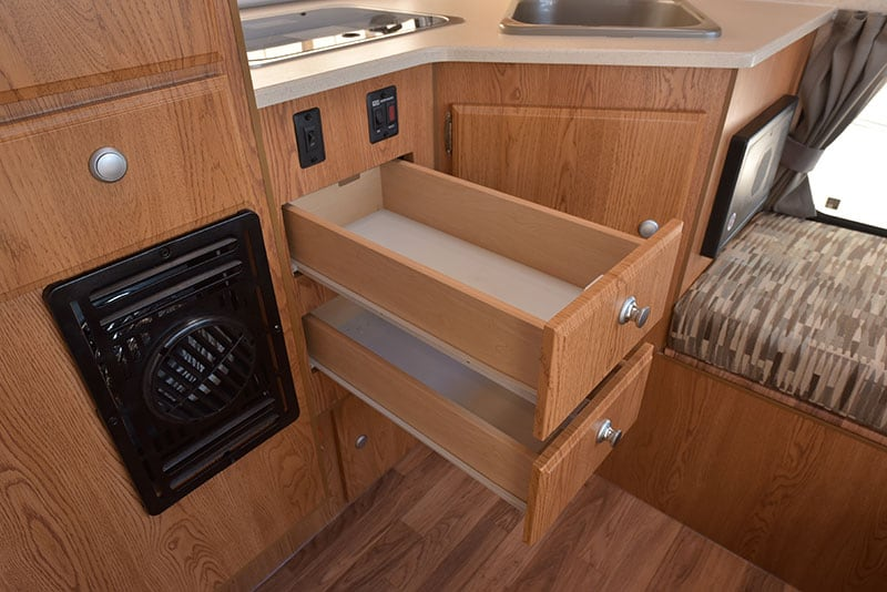 Northstar Liberty Kitchen Lower Drawers