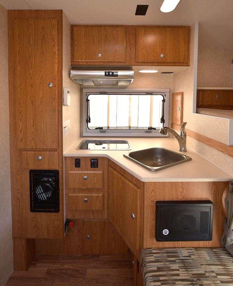 Northstar Liberty Kitchen Camper