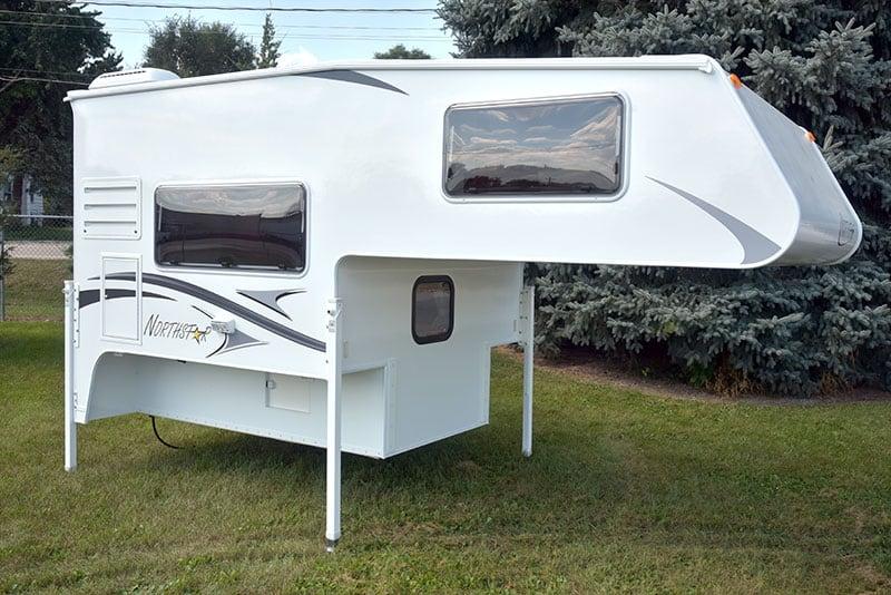 northstar liberty camper passenger's side