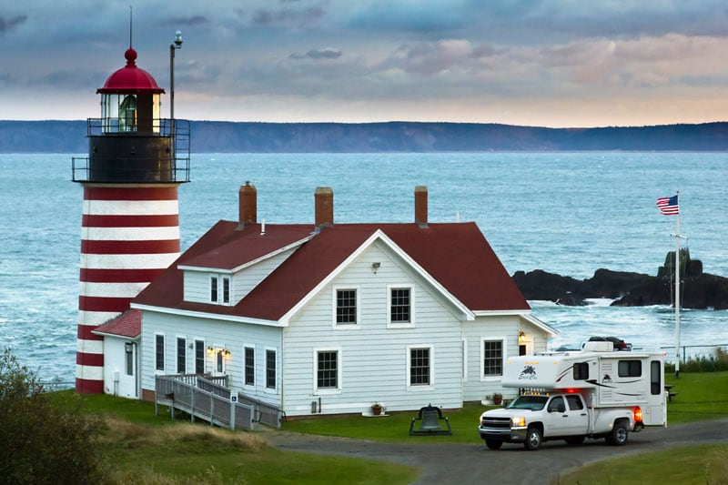 Maine: The Bucket List - Favorite Maine Camping Experiences