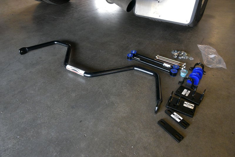 Roadmaster Sway Bar Parts 1