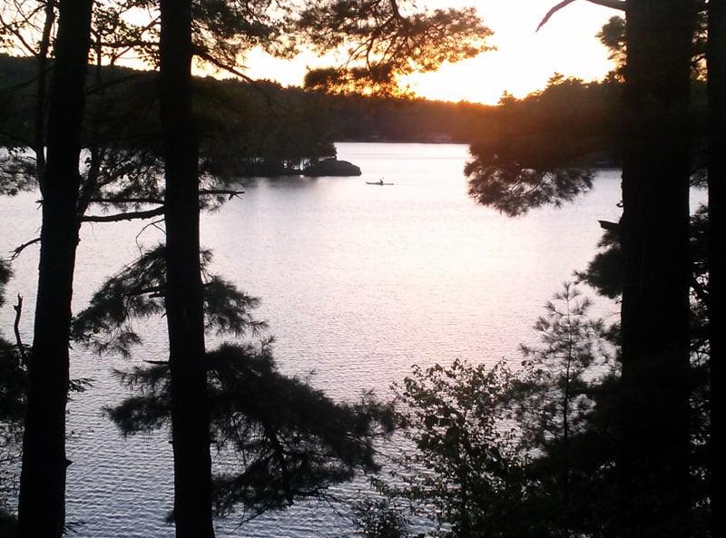 Sebago Lake State Park