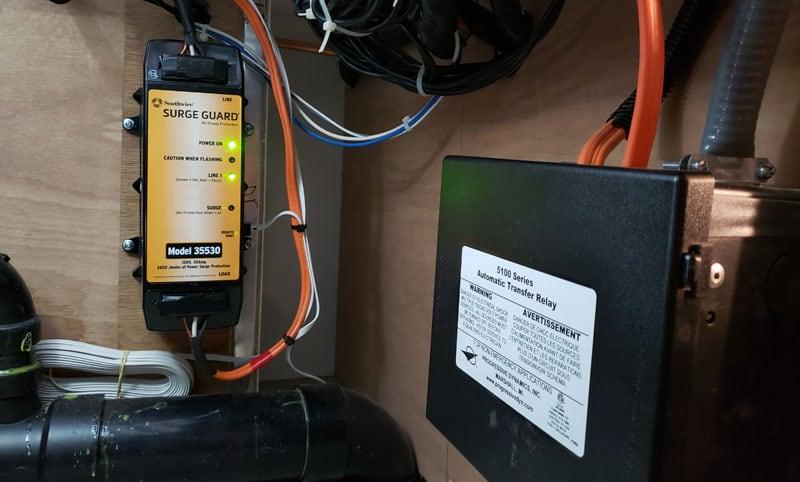 Southwire Surge Guard Remote Monitor