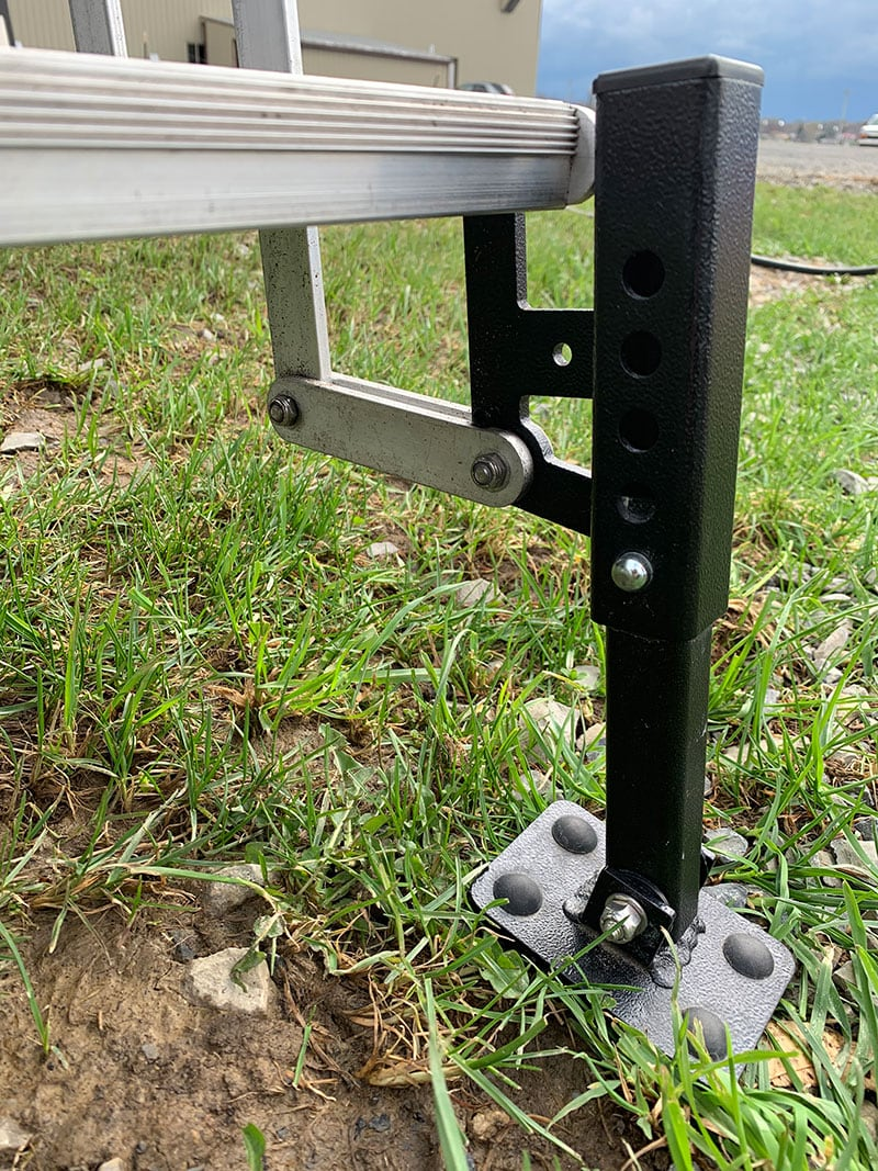 Stow N Go All Terrain Leveling Notches
