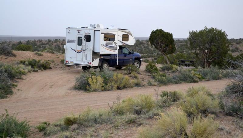 Angel Peak BLM New Mexico
