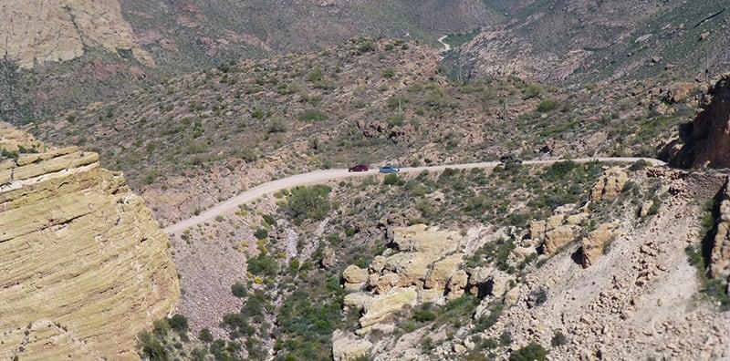 Apache Trail Arizona Backroads