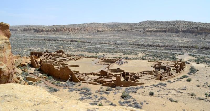 Big House Chaco Culture Ranger Tour