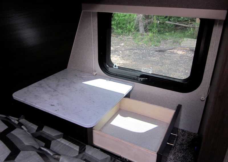 Countertop Bedroom Eagle Cap Campers