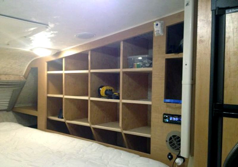 Cubbies Almost Completed