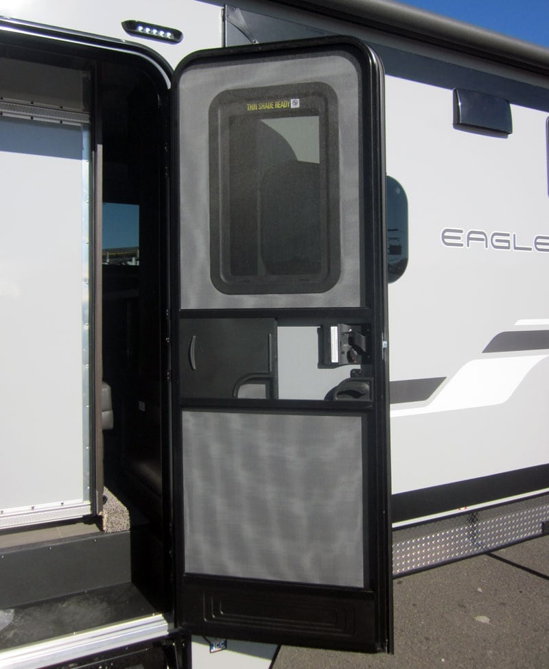 Eagle Cap Triple Slide New Door