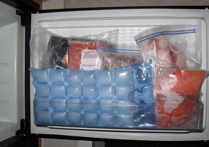 Freezer Door Packing Tips