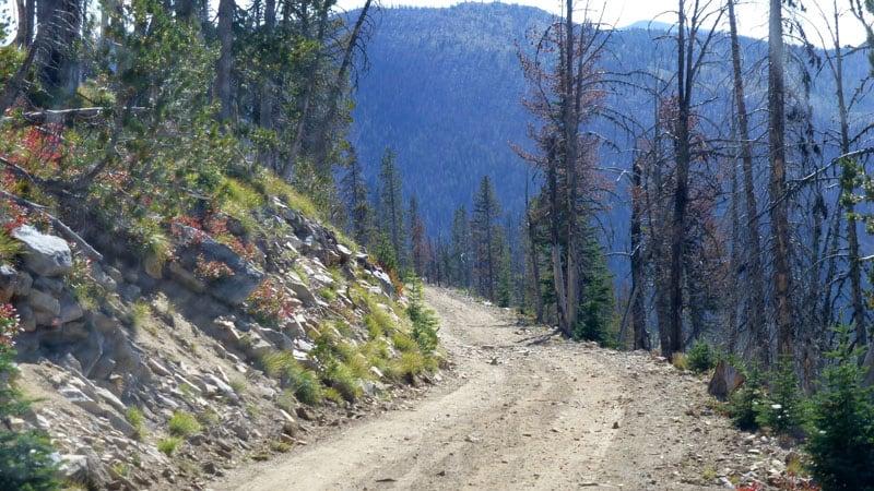 Magruder Corridor Near Montana Idaho Line