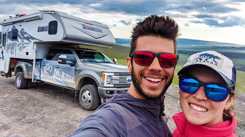 Meet Mortons on the Move - Truck Camper Magazine