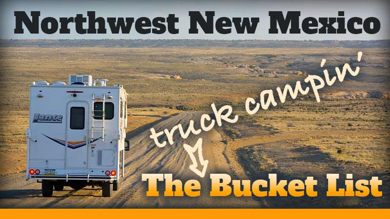 Northwest New Mexico Bucket List
