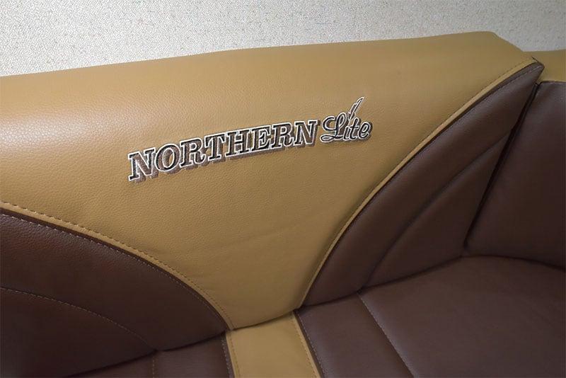 Northern Lite Limited Dinette Logo Stitching